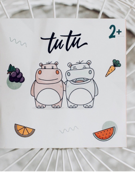 "Coloring book ""TuTu"""